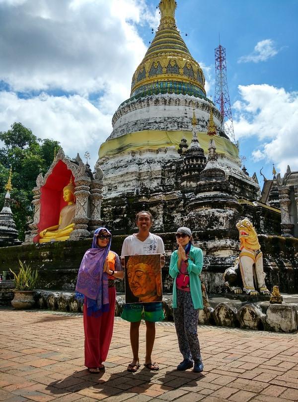 Một ngày ở Chiang Mai, lạc vào xứ sở của những chùa tháp tuyệt đẹp Ảnh 6