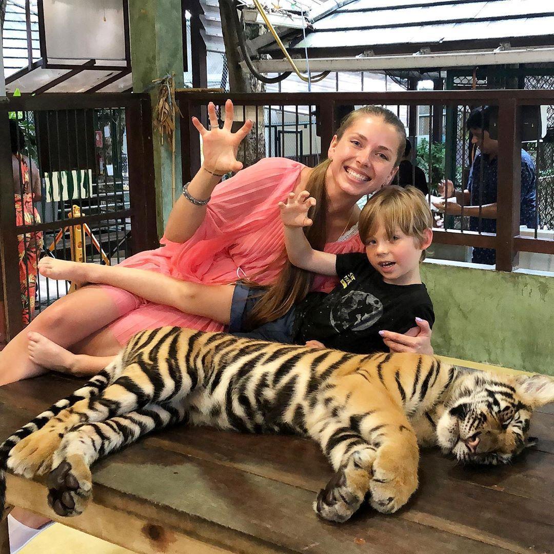 Tới Thái Lan, ghé nơi hổ đi lại nhởn nhơ trước mặt du khách Ảnh 7