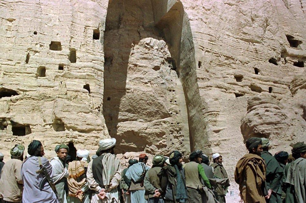 Số phận long đong của hai bức tượng Phật khổng lồ ở Afghanistan Ảnh 2