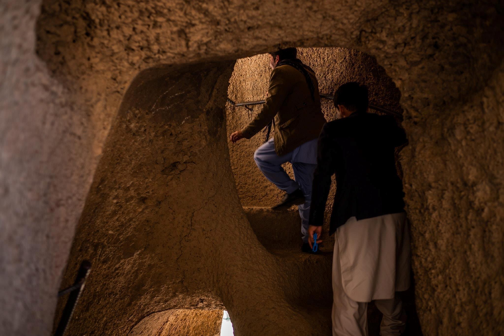 Số phận long đong của hai bức tượng Phật khổng lồ ở Afghanistan Ảnh 8