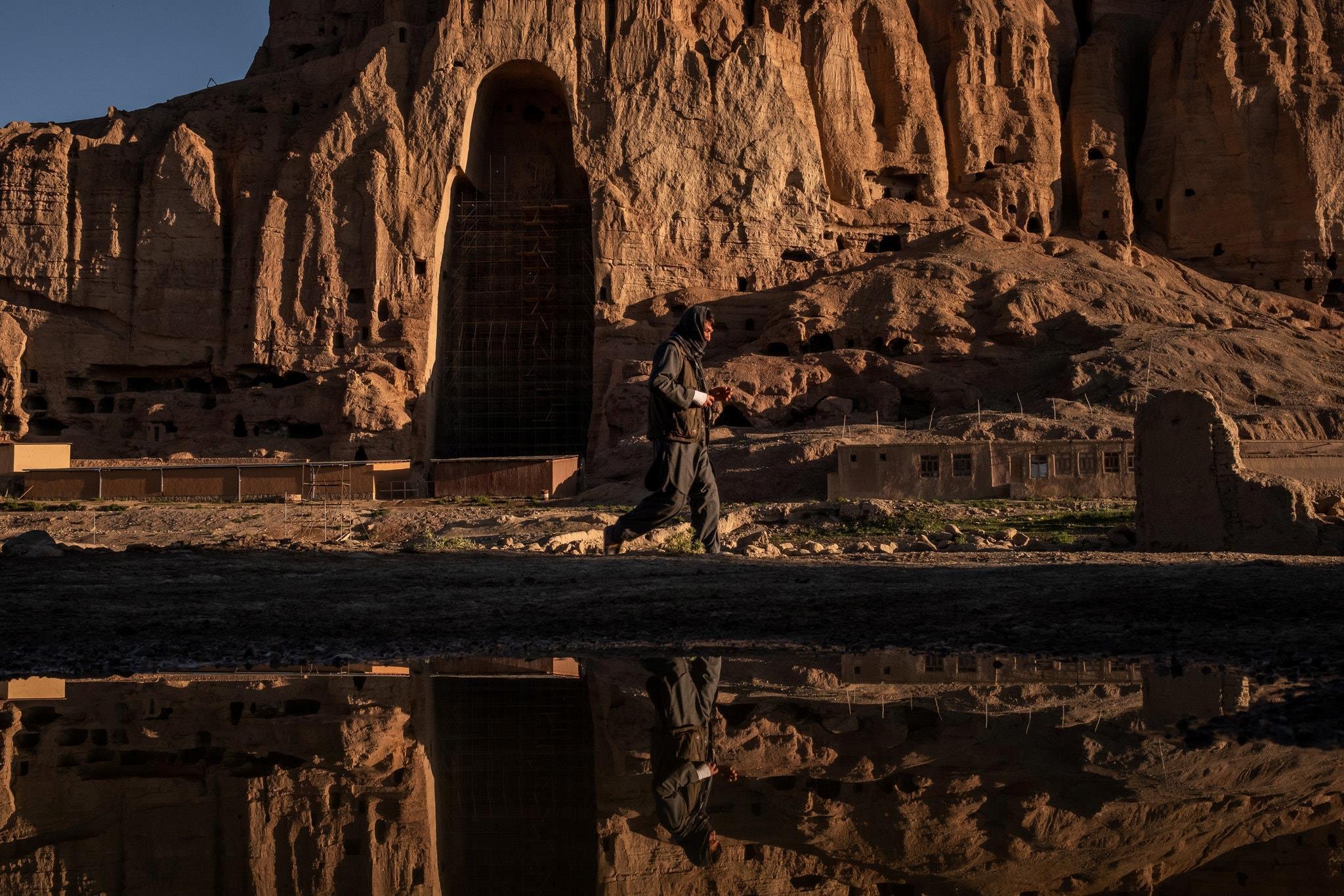 Số phận long đong của hai bức tượng Phật khổng lồ ở Afghanistan Ảnh 6