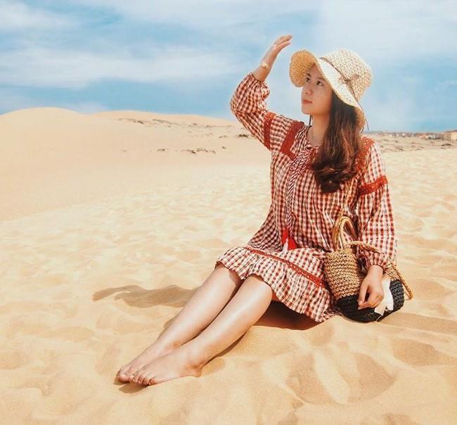 Chán biển, check-in khác đi ở 6 tiểu sa mạc trong nước hè này Ảnh 1