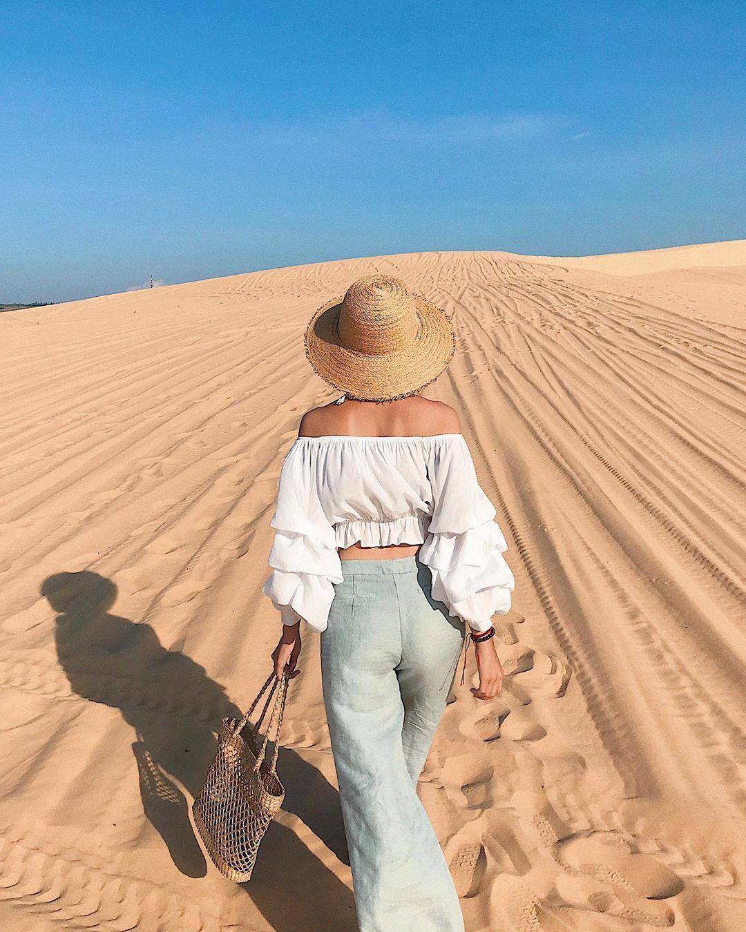 Chán biển, check-in khác đi ở 6 tiểu sa mạc trong nước hè này Ảnh 3