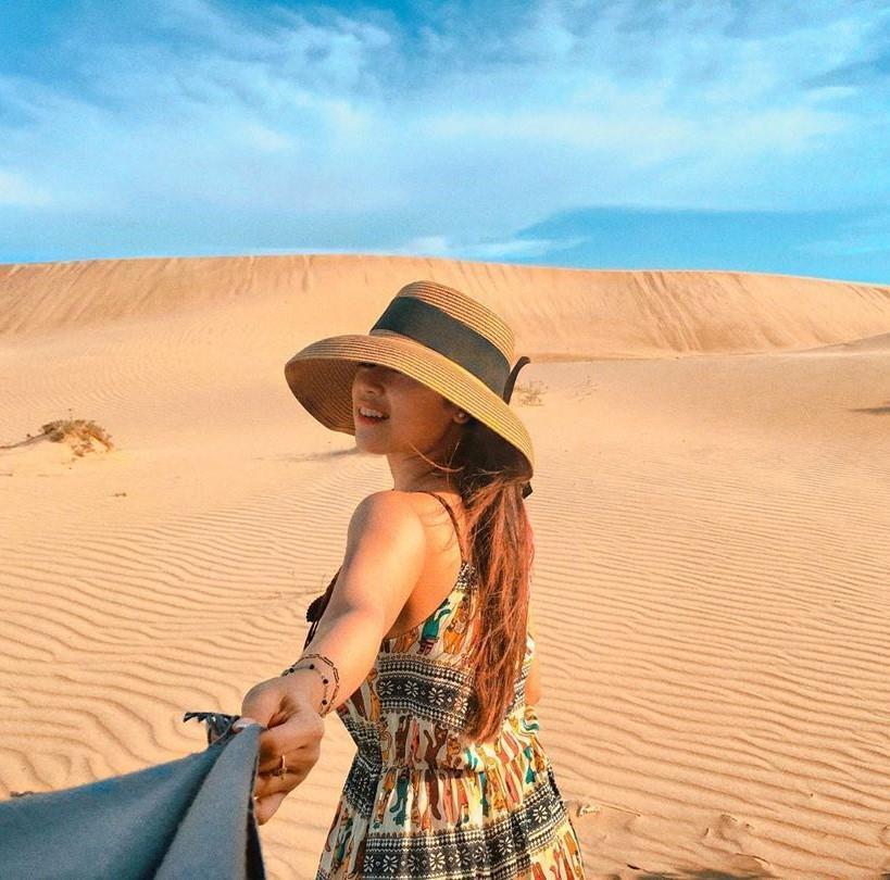 Chán biển, check-in khác đi ở 6 tiểu sa mạc trong nước hè này Ảnh 8