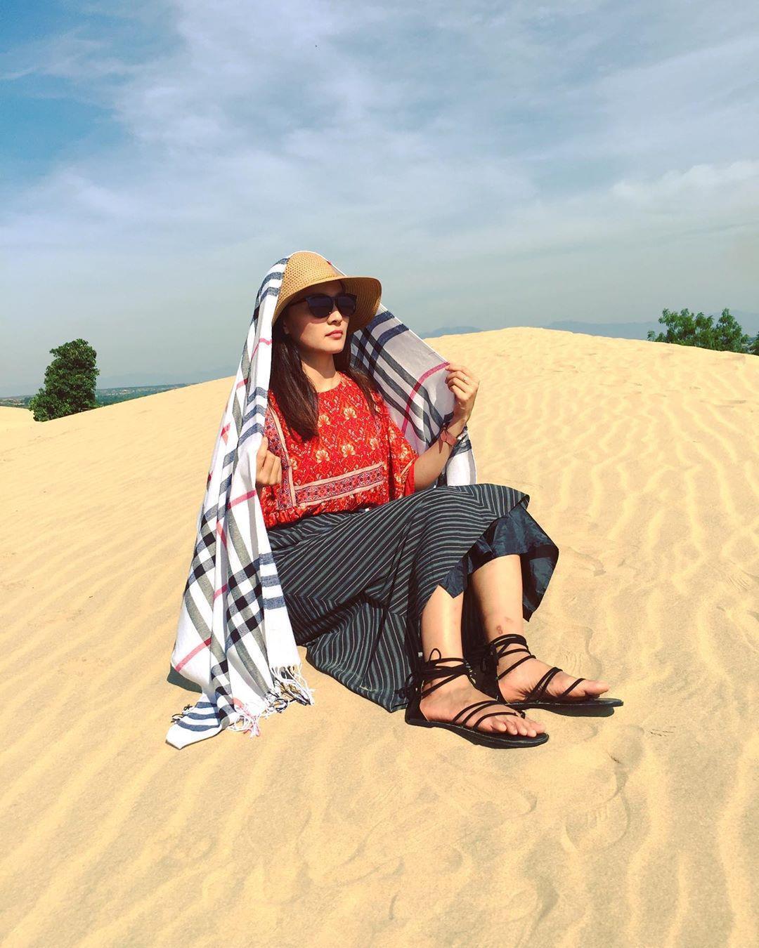 Chán biển, check-in khác đi ở 6 tiểu sa mạc trong nước hè này Ảnh 7