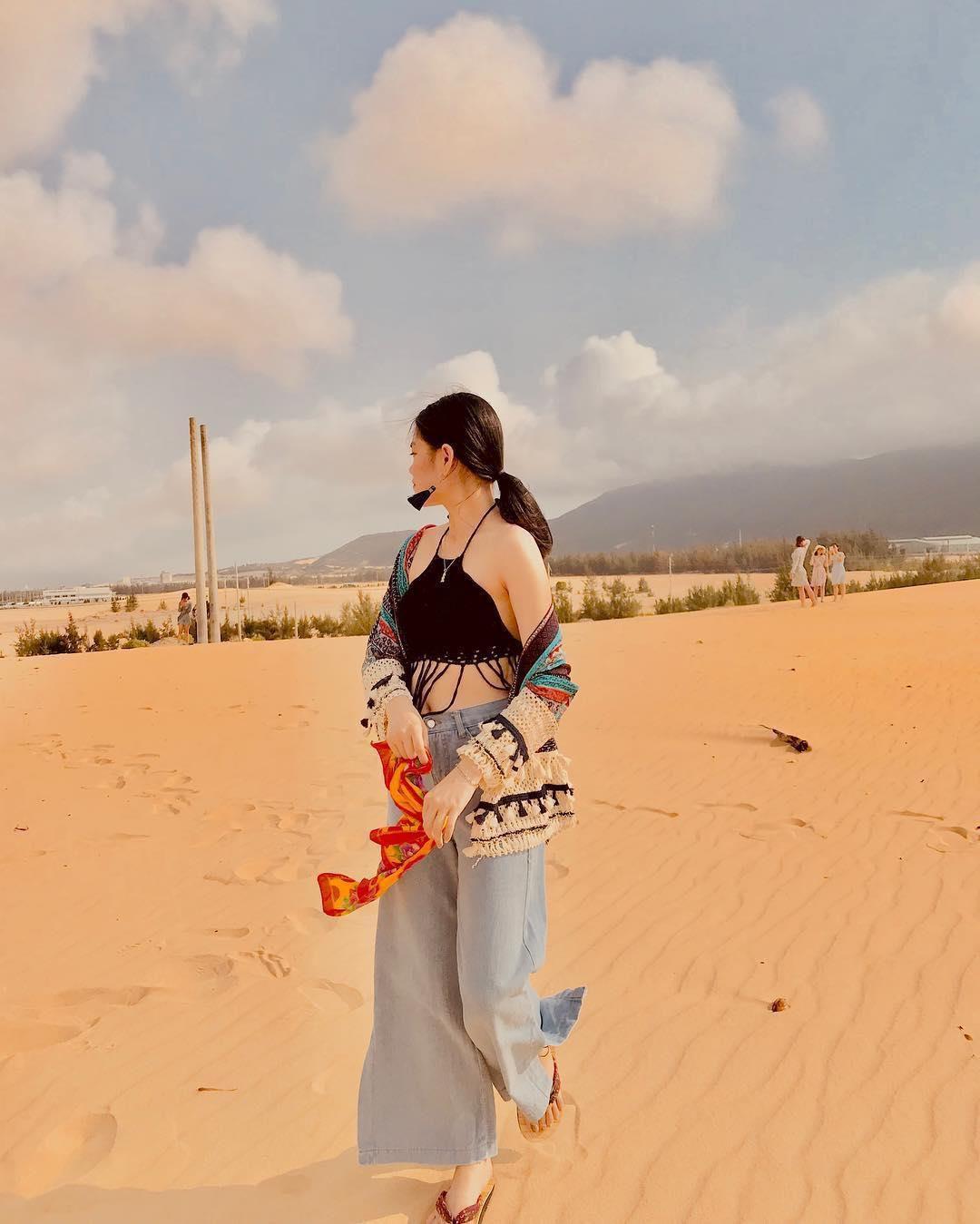 Chán biển, check-in khác đi ở 6 tiểu sa mạc trong nước hè này Ảnh 11