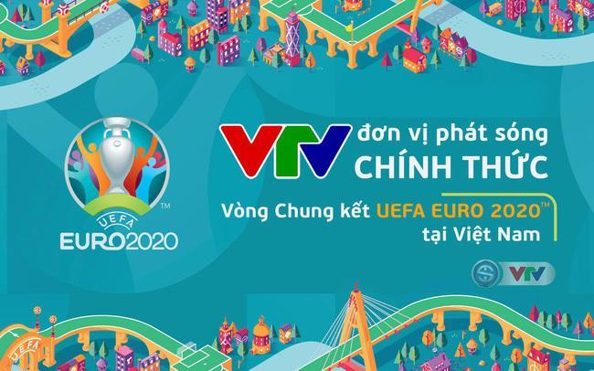 VTV sở hữu bản quyền VCK EURO 2020 tại Việt Nam Ảnh 1