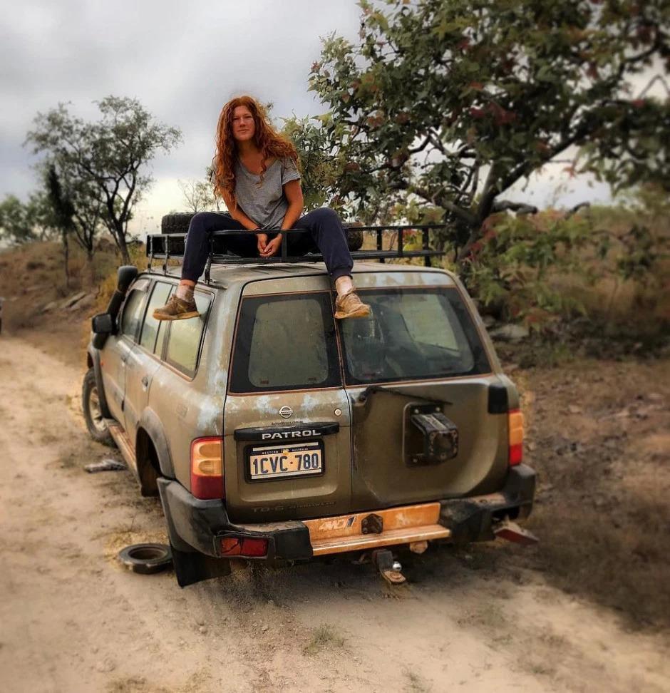 Cô gái 23 tuổi bỏ việc, đi khắp thế giới với 11 USD/ngày Ảnh 11