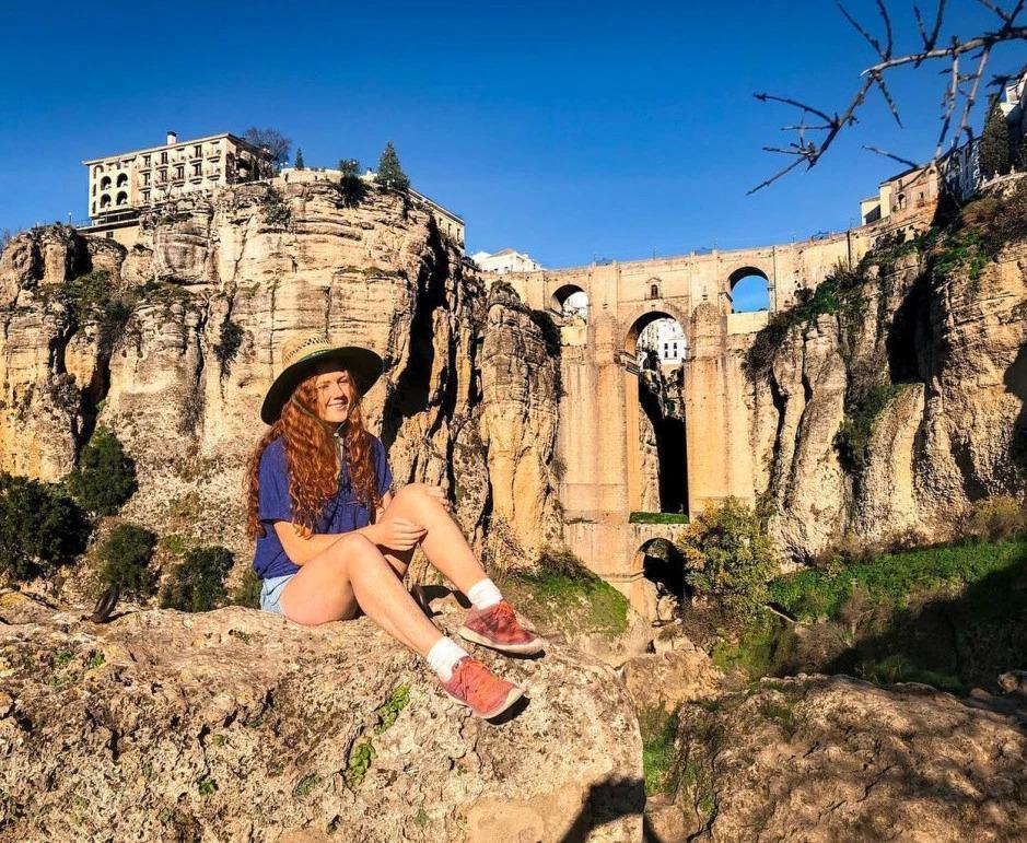 Cô gái 23 tuổi bỏ việc, đi khắp thế giới với 11 USD/ngày Ảnh 15