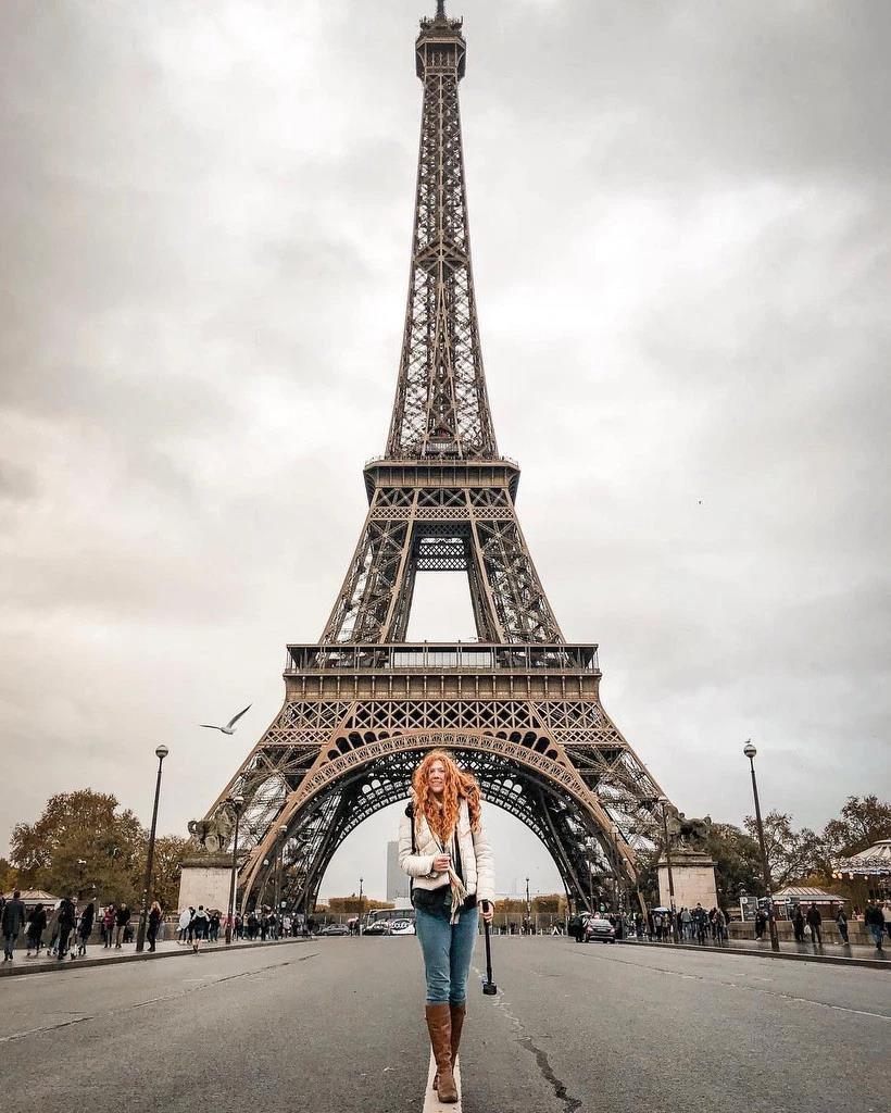 Cô gái 23 tuổi bỏ việc, đi khắp thế giới với 11 USD/ngày Ảnh 8