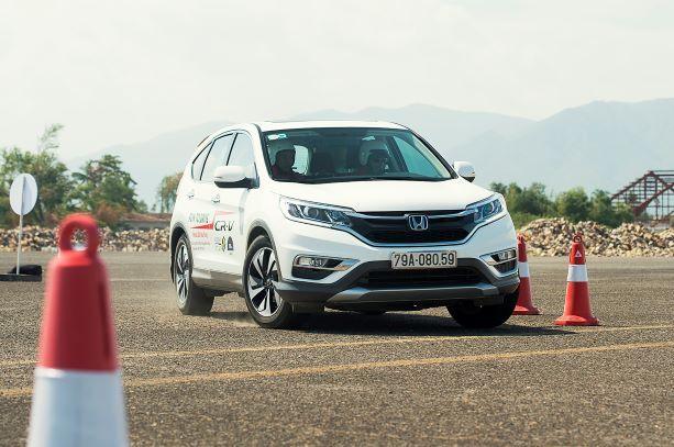 Vụ CR-V nghi bị 'dính' phanh, Honda cho biết chỉ cần cài lại… phần mềm Ảnh 1