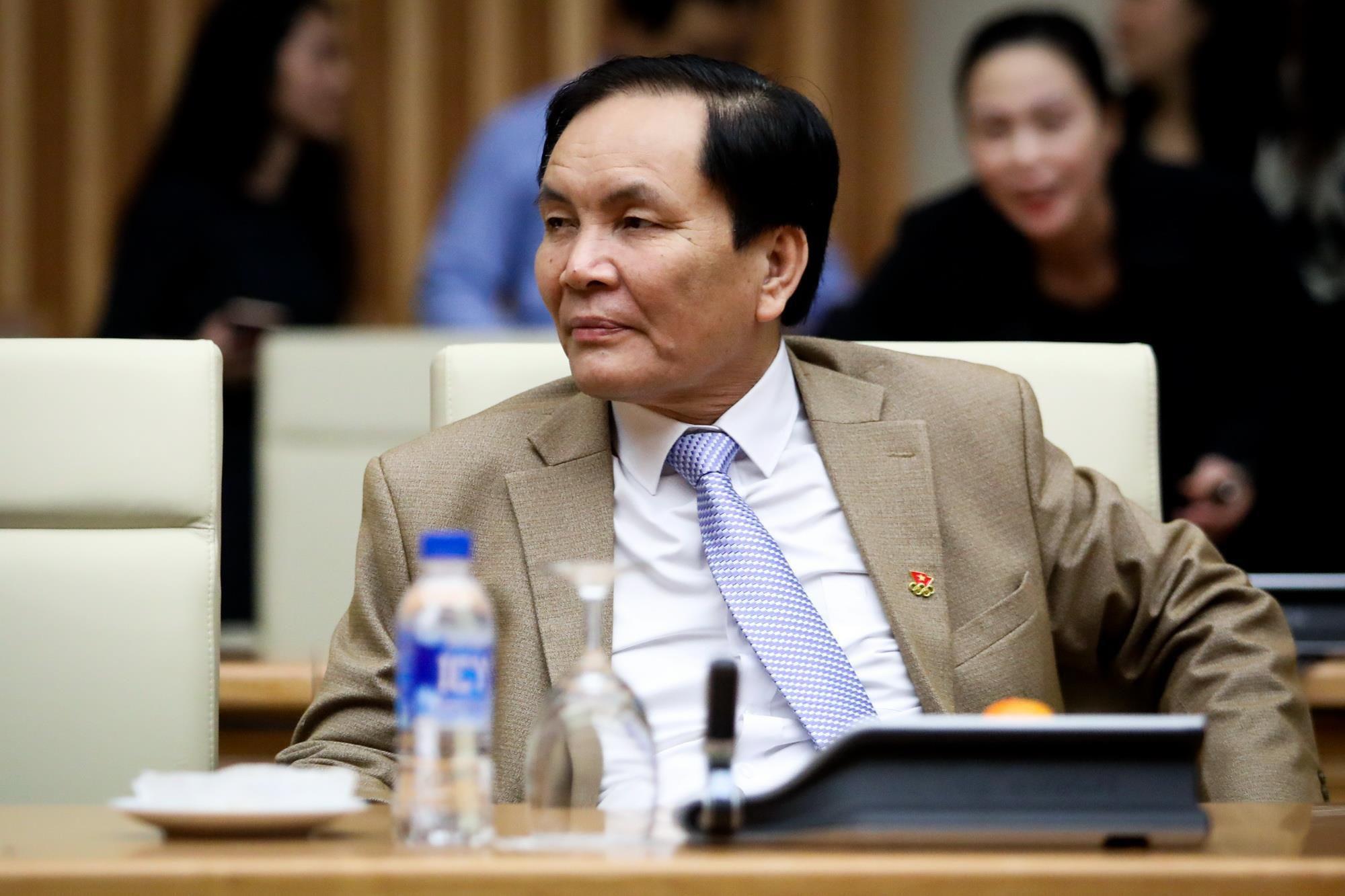 Ông Nghĩa từ chức không ảnh hưởng tới hợp đồng của HLV Park Ảnh 1
