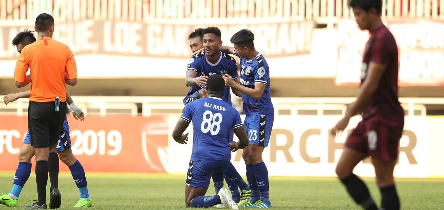 Hà Nội FC và Bình Dương tạo nên chung kết toàn Việt Nam tại giải châu Á Ảnh 1