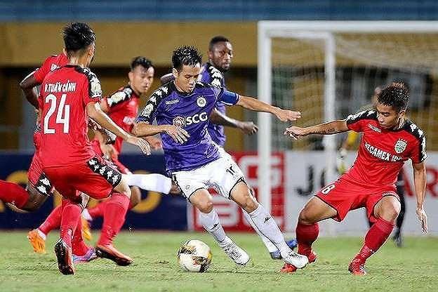 Hà Nội FC và Bình Dương tạo nên chung kết toàn Việt Nam tại giải châu Á Ảnh 2