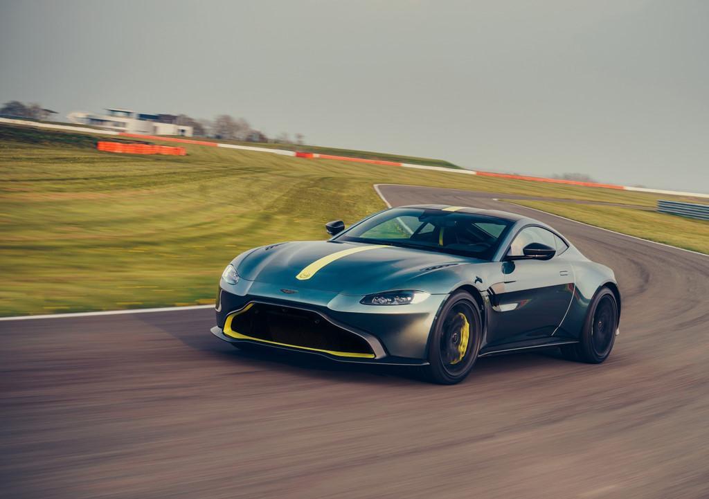 Nắm giữ quyền năng Vantage AMR của Aston Martin ngay hôm nay Ảnh 1