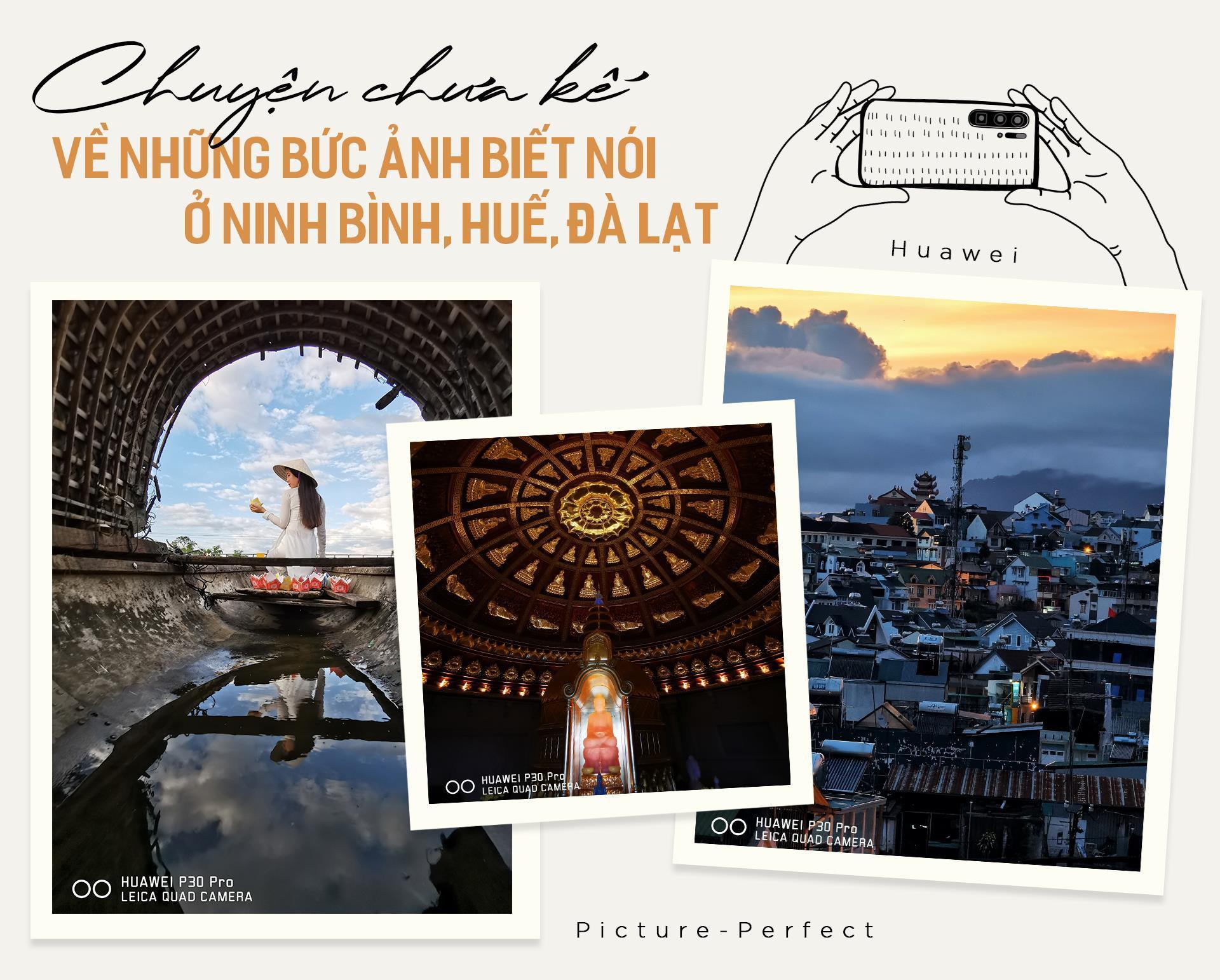 Chuyện chưa kể về những bức ảnh biết nói ở Ninh Bình, Huế, Đà Lạt Ảnh 1