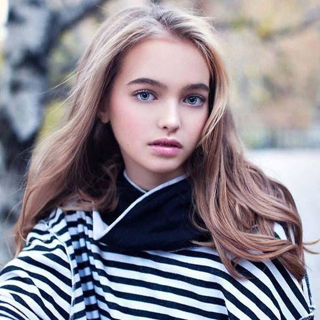 4 người đàn bà, thiếu nữ Nga đẹp 'nghiêng thành', nhìn xa ngỡ búp bê biết nói Ảnh 14