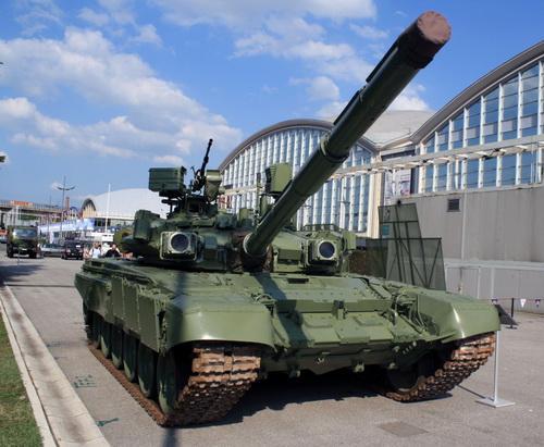 Xe tăng T-90 'hàng nhái' của Serbia đã vượt mặt bản gốc? Ảnh 1