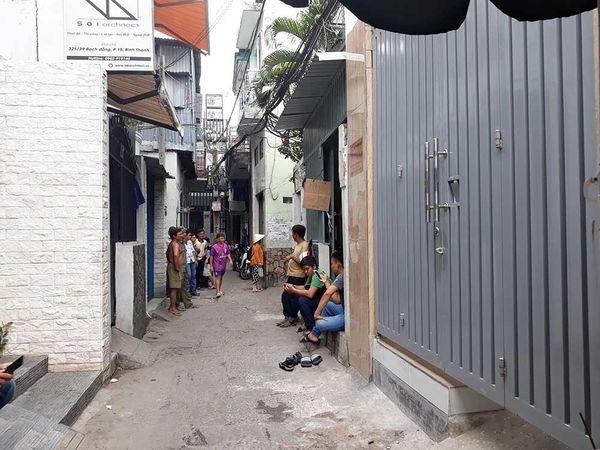 Nữ sinh 19 tuổi nghi bị sát hại trong nhà trọ ở Sài Gòn, cơ thể nhiều thương tích Ảnh 2