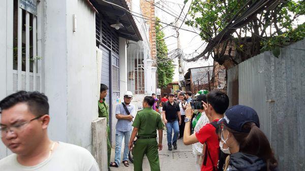 Nữ sinh 19 tuổi nghi bị sát hại trong nhà trọ ở Sài Gòn, cơ thể nhiều thương tích Ảnh 1
