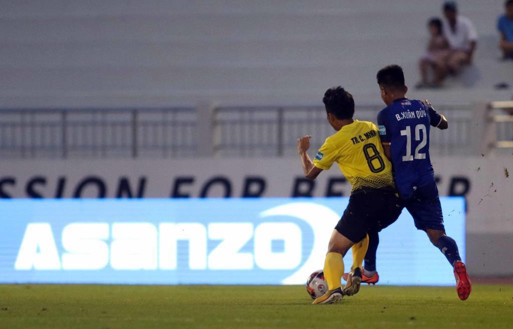 Asanzo dừng tài trợ giải bóng đá hạng Nhì quốc gia Ảnh 1