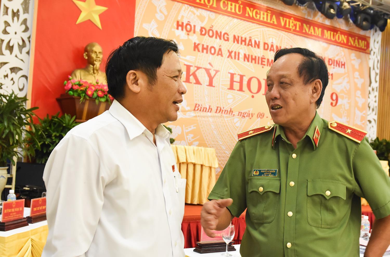 Nhiều băng nhóm ở phía Bắc vào Bình Định lập công ty cho vay nặng lãi Ảnh 1