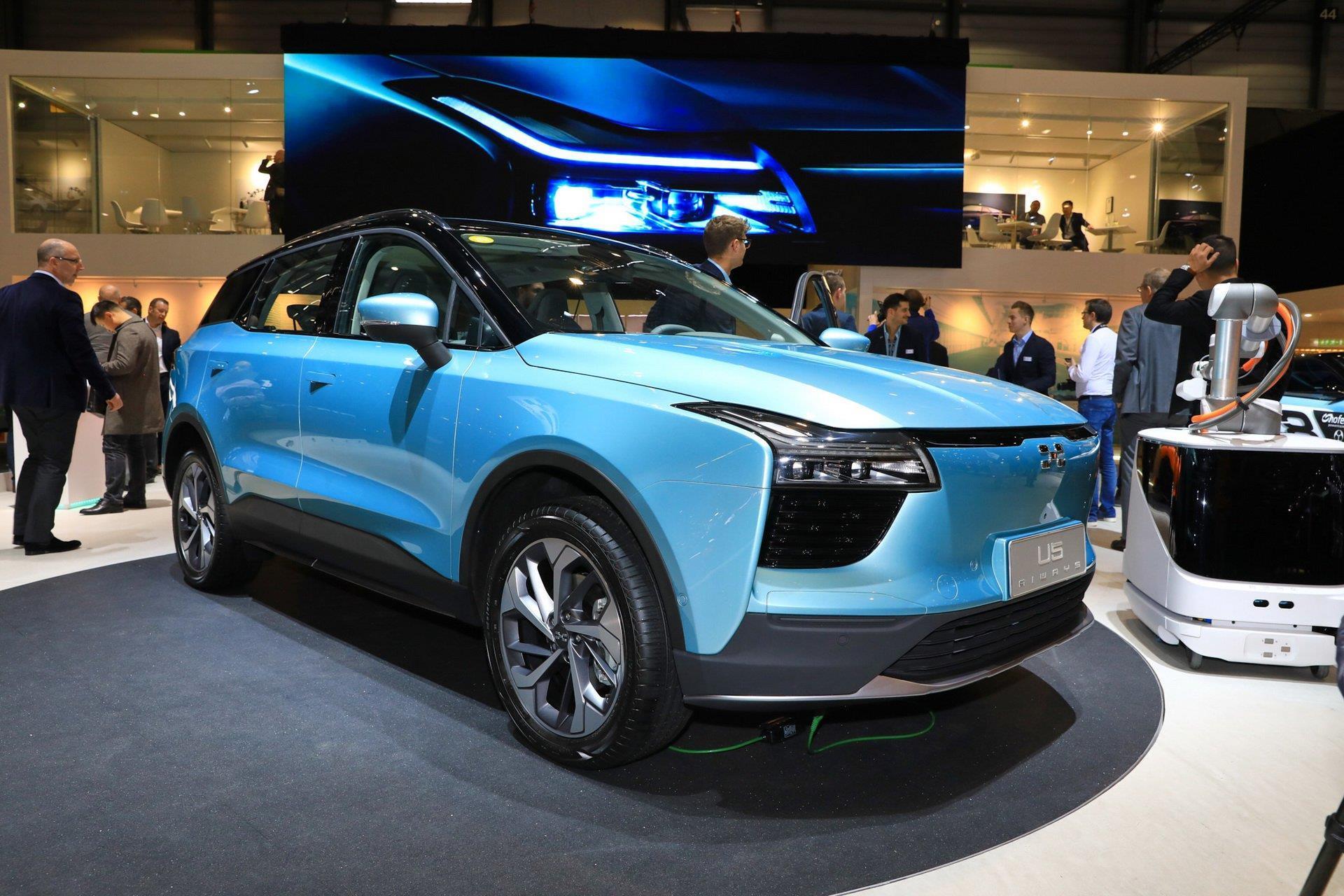 SUV điện Trung Quốc sẽ vượt hơn 14.000 km tới châu Âu Ảnh 1