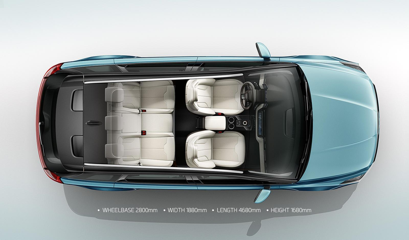 SUV điện Trung Quốc sẽ vượt hơn 14.000 km tới châu Âu Ảnh 5