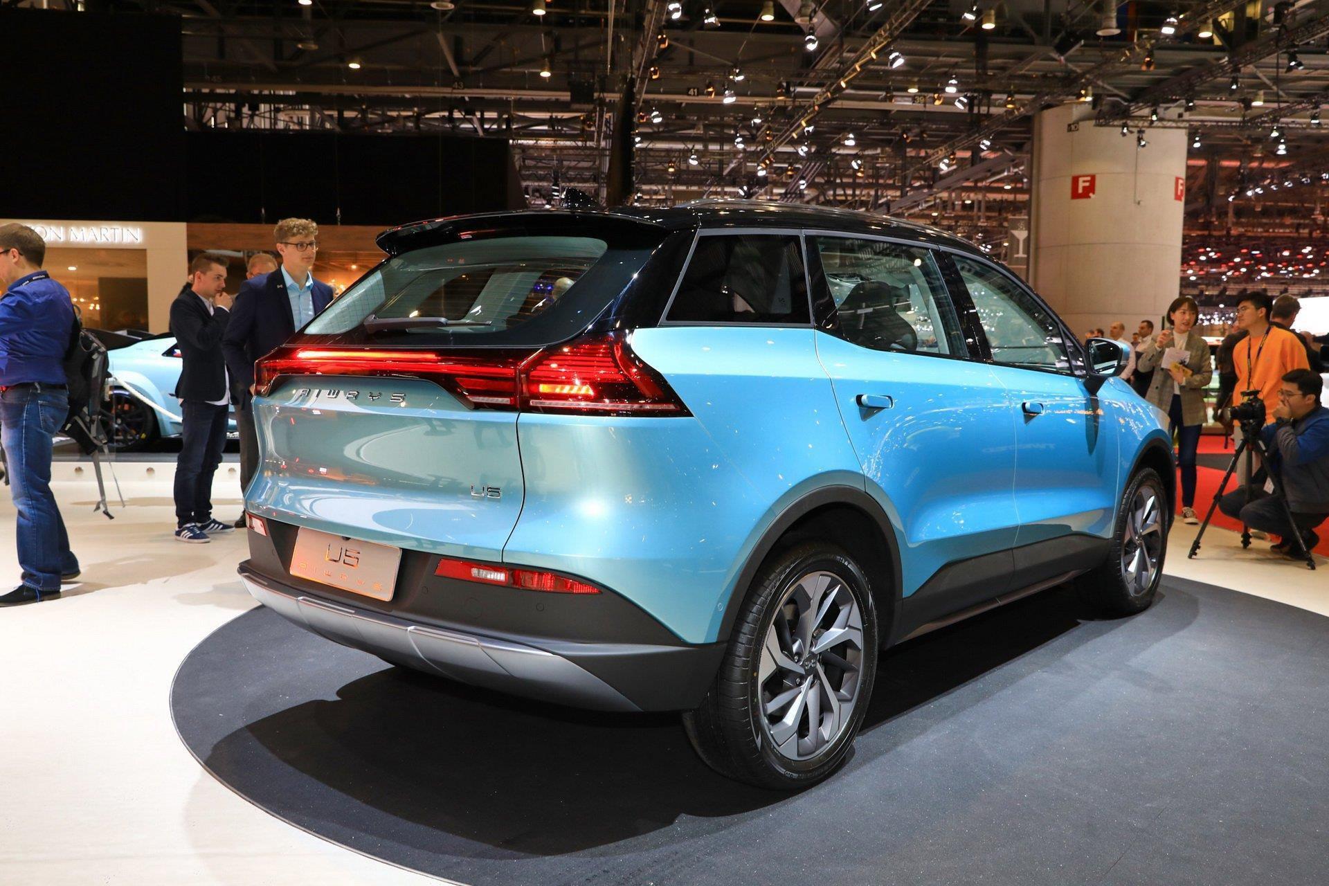 SUV điện Trung Quốc sẽ vượt hơn 14.000 km tới châu Âu Ảnh 4