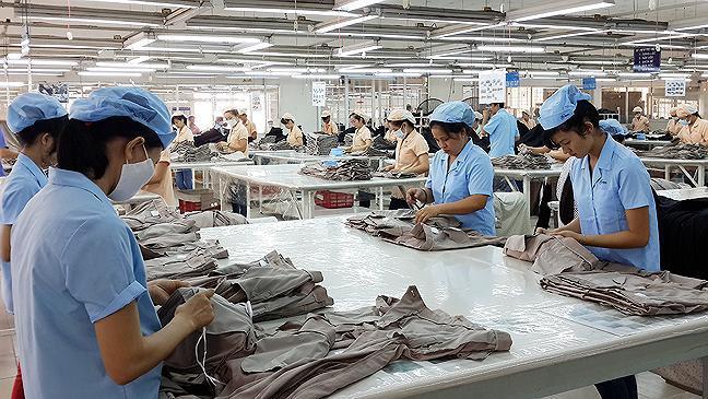 Dệt may Việt Nam rộng cửa vào thị trường Mỹ ảnh 1