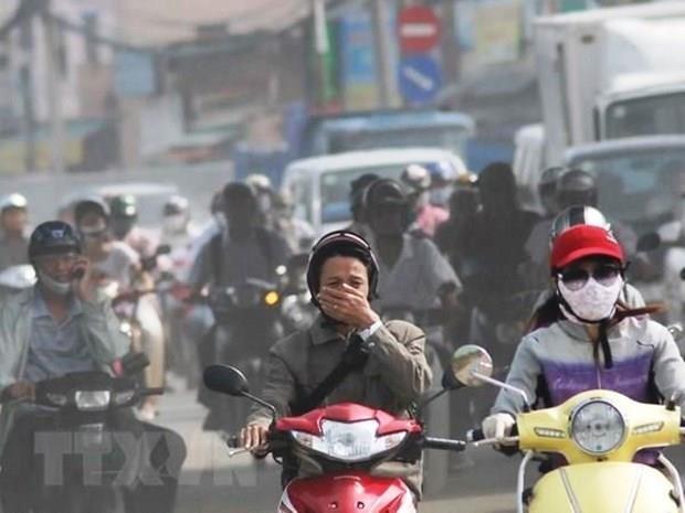 Khánh thành trạm quan trắc không khí, xác định nguồn ô nhiễm Ảnh 2