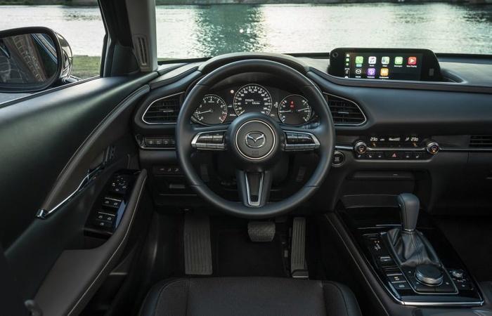 'Soi' tính năng và công nghệ trên Mazda CX-30 chuẩn bị ra mắt Ảnh 2