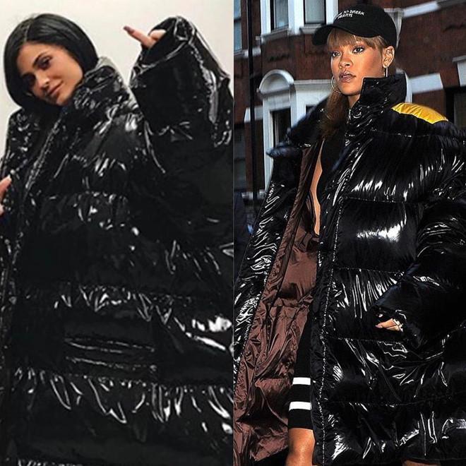 Kylie Jenner bị tố đạo nhái phong cách nữ ca sĩ giàu nhất thế giới Ảnh 5