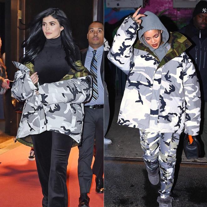 Kylie Jenner bị tố đạo nhái phong cách nữ ca sĩ giàu nhất thế giới Ảnh 3