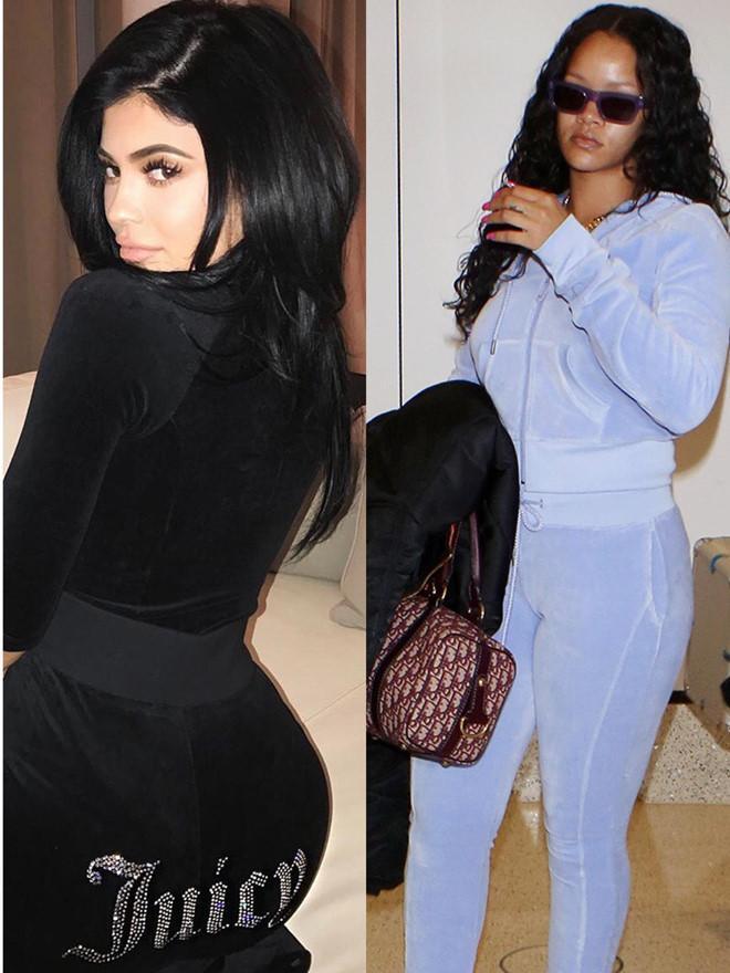 Kylie Jenner bị tố đạo nhái phong cách nữ ca sĩ giàu nhất thế giới Ảnh 4