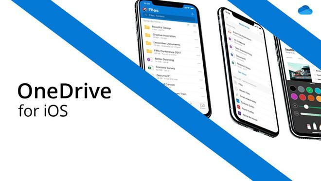 OneDrive cho iOS thêm nhiều tính năng, cải tiến thiết kế Ảnh 1