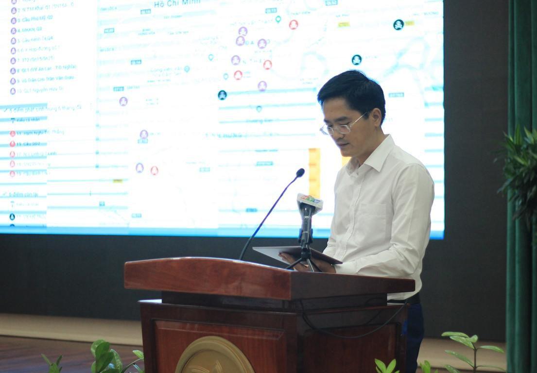 Ông Nguyễn Thành Phong: 'Tiền lấy từ người dân nên phải tính toán sự hiệu quả' Ảnh 2
