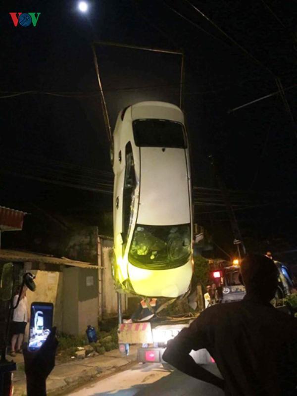 Danh tính tài xế ô tô uống rượu gây tai nạn liên hoàn đã được làm rõ Ảnh 1