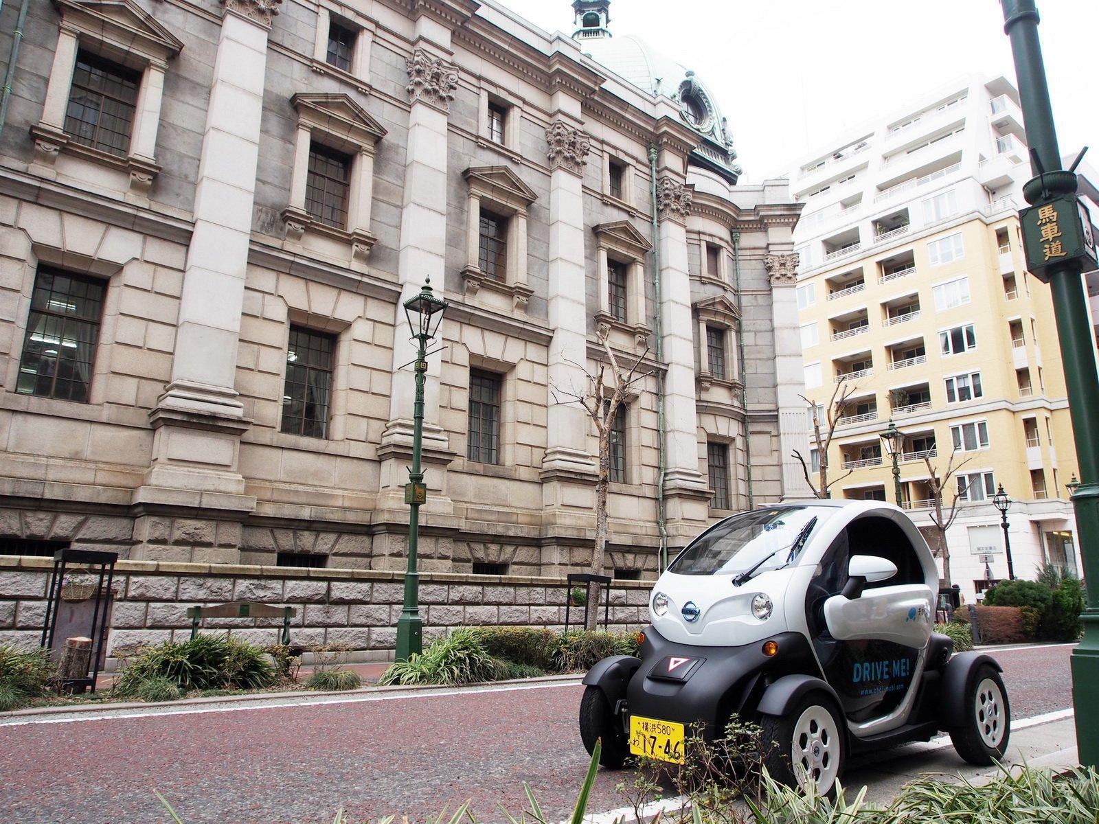 Người Nhật thuê xe ô tô nhưng không lái, mục đích gây choáng Ảnh 1
