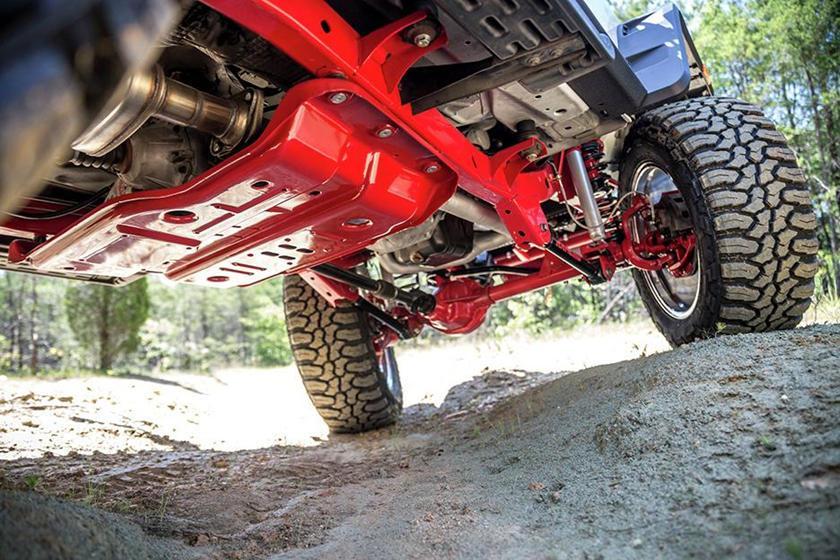Học sinh trung học 'độ' ô tô địa hình Jeep Wrangler khiến nhiều người bất ngờ Ảnh 4