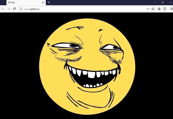 Nhóm hacker trộm 7,5 TB dữ liệu của chính phủ Nga rồi để lại mặt cười Ảnh 1