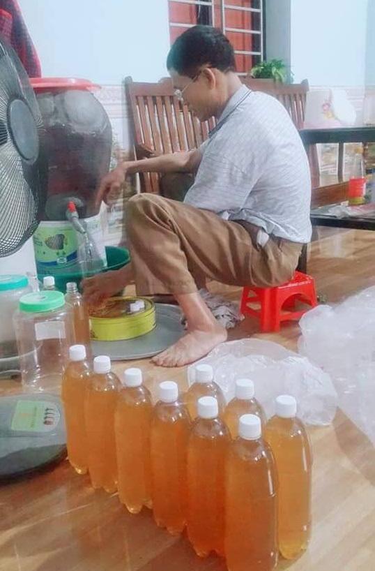 Vượt hàng trăm km chuyển ong trong đêm, người nông dân kiếm tiền triệu Ảnh 2