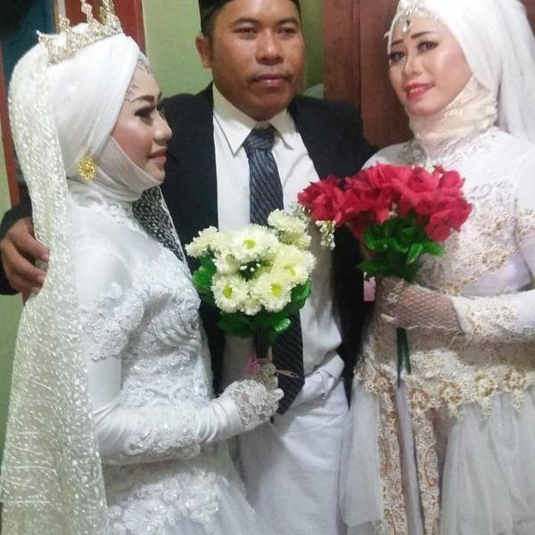 Đám cưới 1 chú rể 2 cô dâu gây sốc dân mạng và sự thật bất ngờ phía sau Ảnh 1