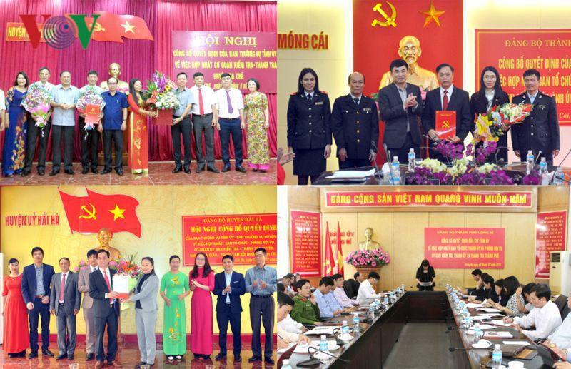 Hợp nhất một số cơ quan Đảng, chính quyền, Quảng Ninh được gì? Ảnh 1