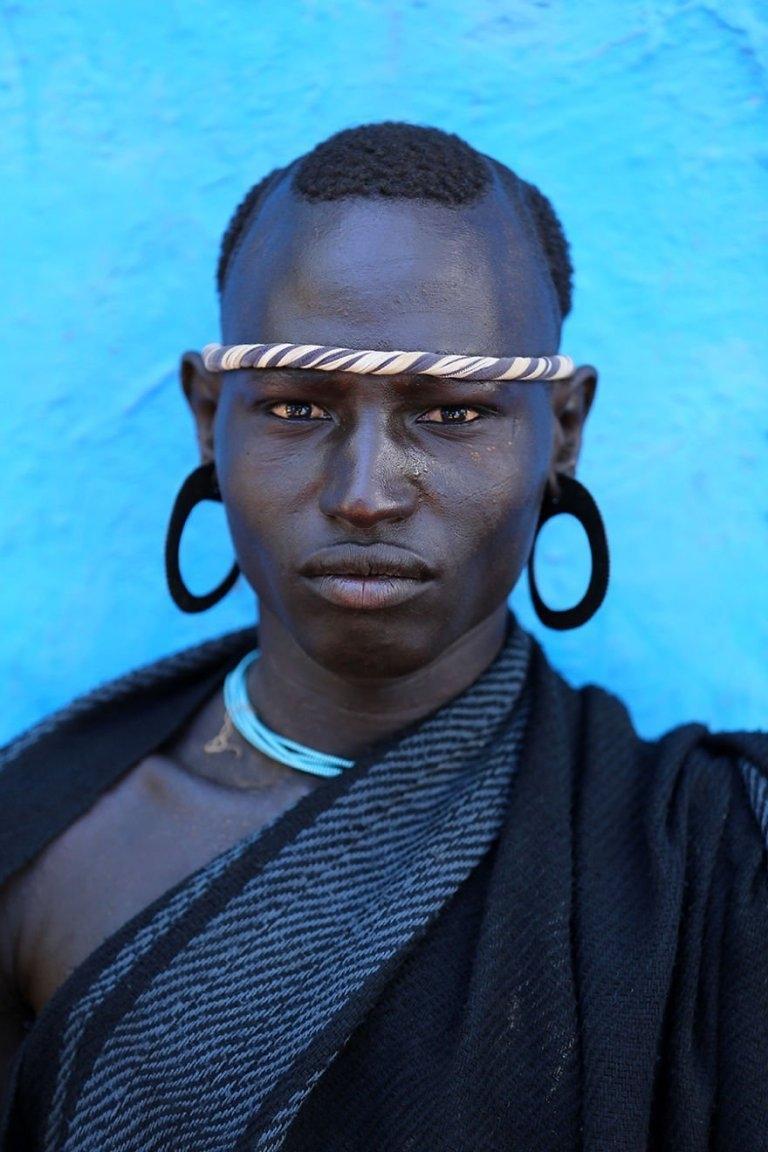 Những bức ảnh tôn vinh vẻ đẹp con người trên khắp thế giới Ảnh 11