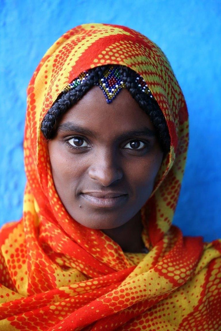 Những bức ảnh tôn vinh vẻ đẹp con người trên khắp thế giới Ảnh 4