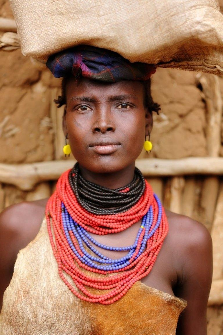 Những bức ảnh tôn vinh vẻ đẹp con người trên khắp thế giới Ảnh 5