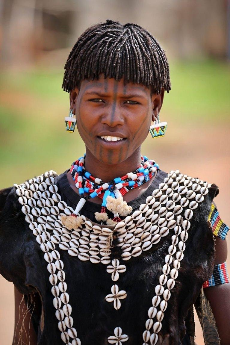 Những bức ảnh tôn vinh vẻ đẹp con người trên khắp thế giới Ảnh 9
