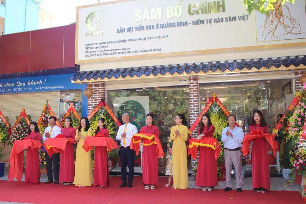 Sâm Bố Chính Quảng Bình: Xây dựng 'sản vật tiến Vua' trở thành 'dinh dưỡng quốc dân' Ảnh 1