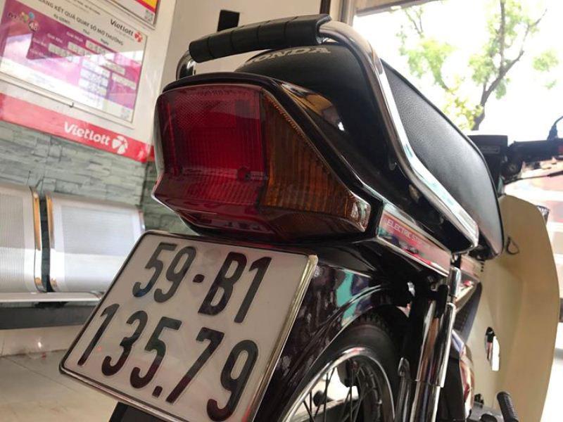 Ngắm dàn Honda Dream sở hữu 'siêu biển số' Ảnh 8